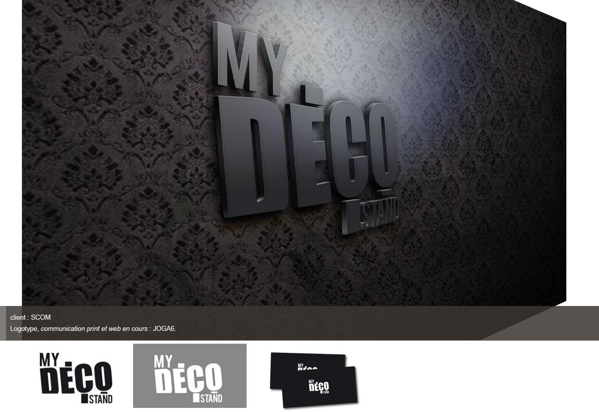 LOGO - MYDECOSTAND