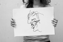 DESSINS - PORTRAITS