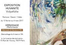 EXPOSITION du 13 février au 4 mars 2017
